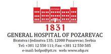 Opšta bolnica Požarevac