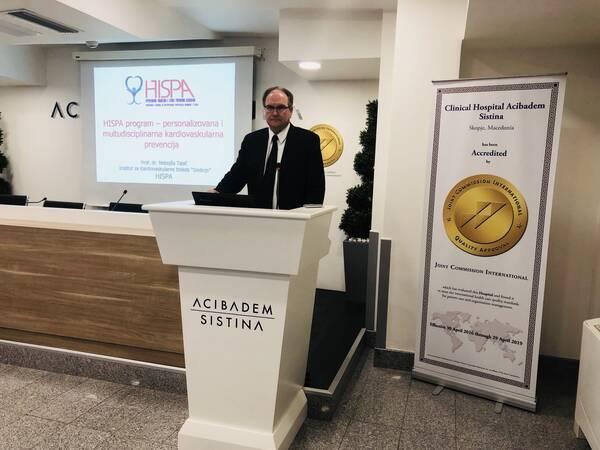 Pvi HISPA centar u Makedoniji