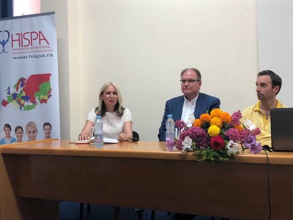 "HISPA u Institutu ""Dr Simo Milošević"" u Igalu"